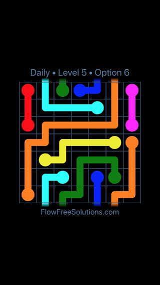 Solution and Answer to the Puzzle for Warps Date Thursday, September 17, 2020 Level 5