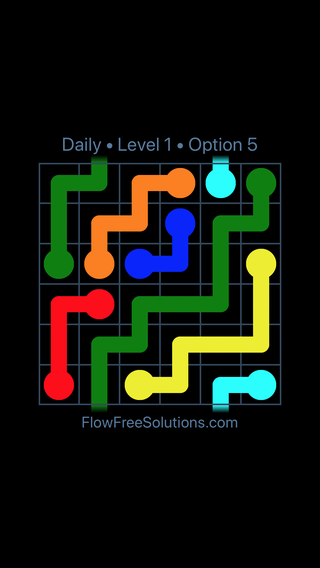 Solution and Answer to the Puzzle for Warps Date Friday, February 8, 2019 Level 1