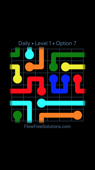 Solution and Answer to the Puzzle for Warps Date Sunday, February 10, 2019 Level 1