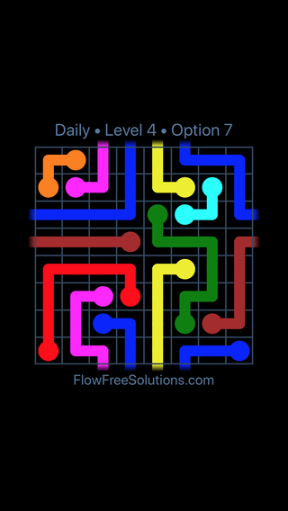 Solution and Answer to the Puzzle for Warps Date Friday, June 8, 2018 Level 4