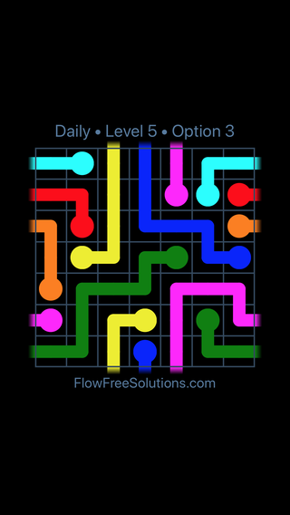 Solution and Answer to the Puzzle for Warps Date Friday, June 8, 2018 Level 5