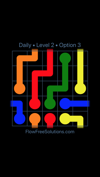 Solution and Answer to the Puzzle for Warps Date Saturday, June 9, 2018 Level 2