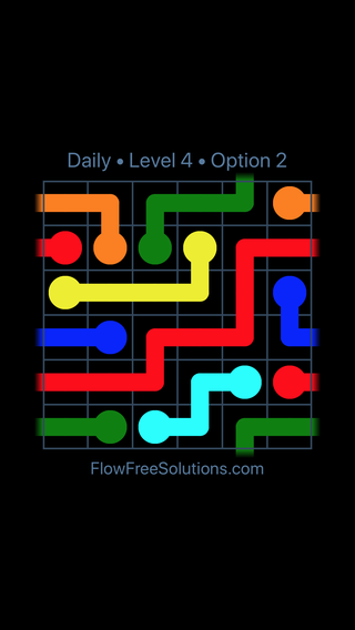 Solution and Answer to the Puzzle for Warps Date Saturday, June 9, 2018 Level 4