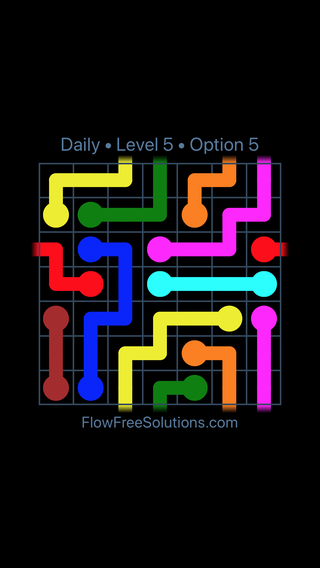 Solution and Answer to the Puzzle for Warps Date Saturday, June 9, 2018 Level 5