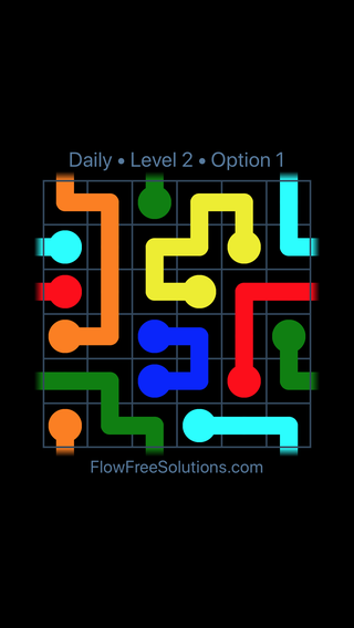 Solution and Answer to the Puzzle for Warps Date Sunday, January 14, 2018 Level 2