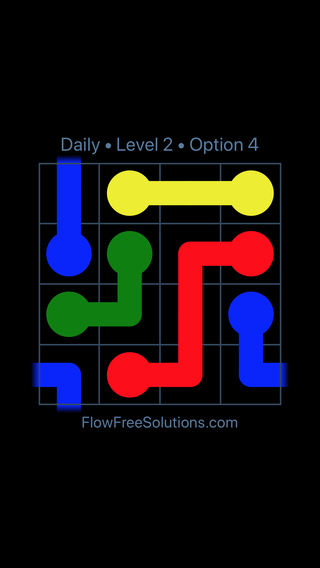 Solution and Answer to the Puzzle for Warps Date Wednesday, June 13, 2018 Level 2