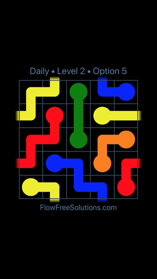 Solution and Answer to the Puzzle for Warps Date Thursday, June 14, 2018 Level 2