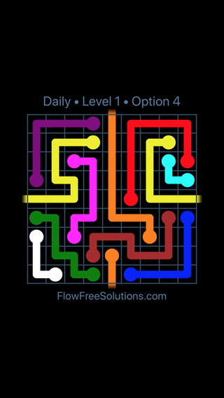 Solution and Answer to the Puzzle for Warps Date Sunday, September 9, 2018 Level 1