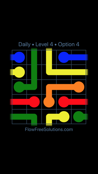 Solution and Answer to the Puzzle for Warps Date Monday, December 3, 2018 Level 4