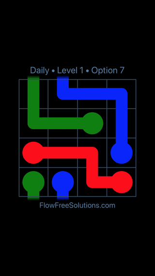 Solution and Answer to the Puzzle for Warps Date Thursday, September 13, 2018 Level 1