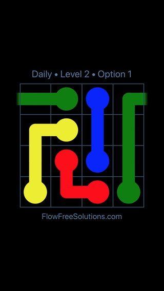 Solution and Answer to the Puzzle for Warps Date Thursday, September 13, 2018 Level 2
