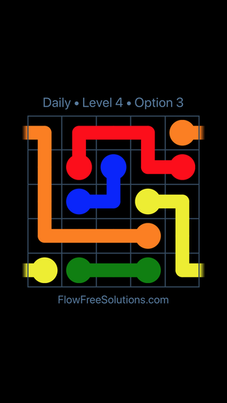 Solution and Answer to the Puzzle for Warps Date Thursday, September 13, 2018 Level 4