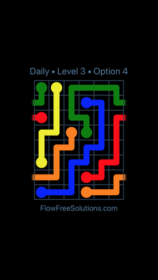 Solution and Answer to the Puzzle for Warps Date Friday, December 7, 2018 Level 3