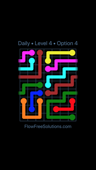 Solution and Answer to the Puzzle for Warps Date Friday, September 14, 2018 Level 4