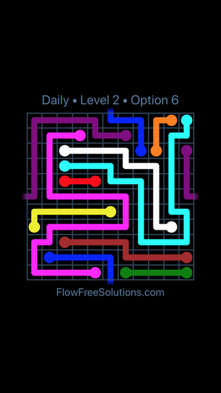 Solution and Answer to the Puzzle for Warps Date Saturday, September 15, 2018 Level 2
