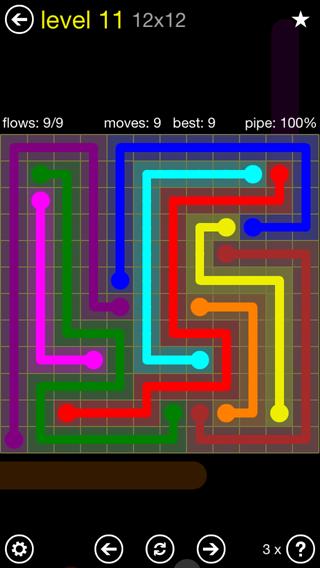 Flow Extreme2 Pack Set 12x12 Level 11