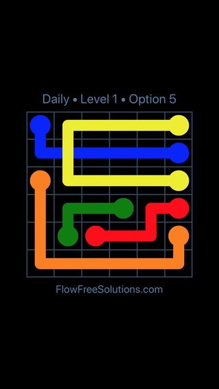 Solution and Answer to the Puzzle for Bridges Date Monday, March 7, 2016 Level 1