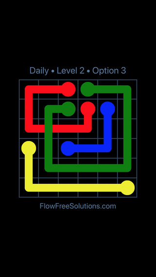 Solution and Answer to the Puzzle for Bridges Date Monday, January 8, 2018 Level 2