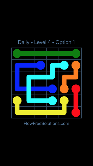 Solution and Answer to the Puzzle for Bridges Date Monday, March 7, 2016 Level 4