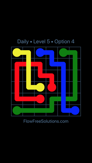 Solution and Answer to the Puzzle for Bridges Date Monday, May 30, 2016 Level 5