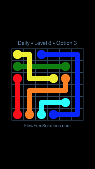 Solution and Answer to the Puzzle for Bridges Date Monday, May 30, 2016 Level 8