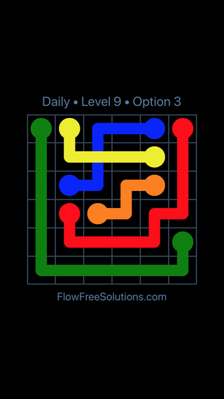 Solution and Answer to the Puzzle for Bridges Date Monday, March 7, 2016 Level 9