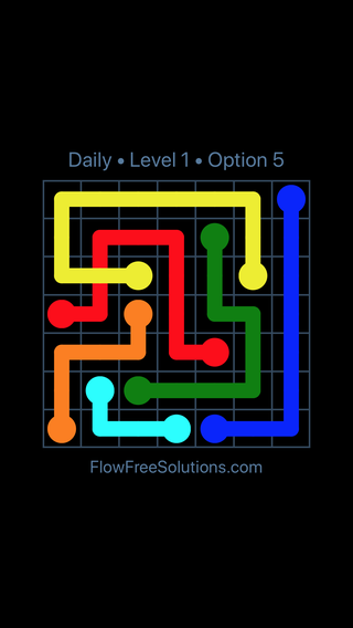 Solution and Answer to the Puzzle for Bridges Date Wednesday, March 16, 2016 Level 1