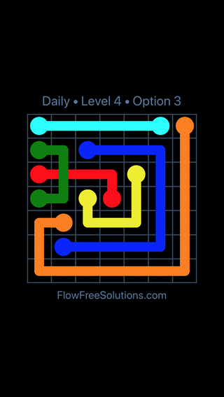Solution and Answer to the Puzzle for Bridges Date Thursday, June 9, 2016 Level 4