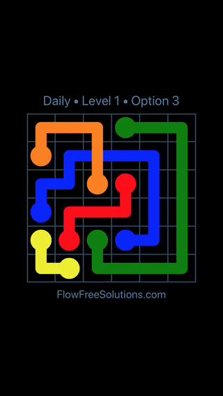 Solution and Answer to the Puzzle for Bridges Date Monday, June 13, 2016 Level 1