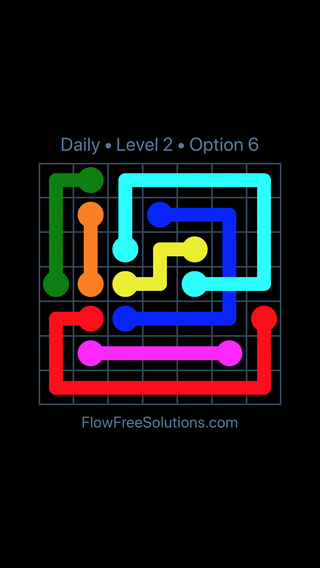 Solution and Answer to the Puzzle for Bridges Date Monday, March 21, 2016 Level 2