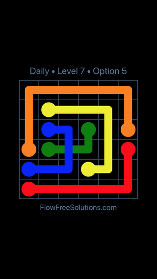 Solution and Answer to the Puzzle for Bridges Date Monday, June 13, 2016 Level 7