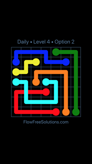 Solution and Answer to the Puzzle for Bridges Date Tuesday, June 14, 2016 Level 4