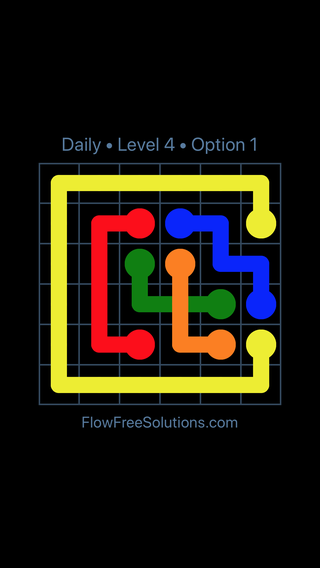 Solution and Answer to the Puzzle for Bridges Date Wednesday, June 15, 2016 Level 4