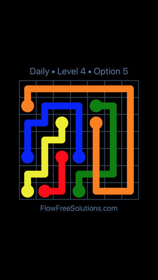 Solution and Answer to the Puzzle for Bridges Date Thursday, March 24, 2016 Level 4