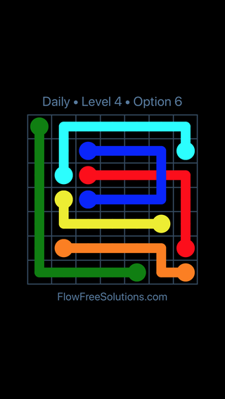Solution and Answer to the Puzzle for Bridges Date Tuesday, May 31, 2016 Level 4
