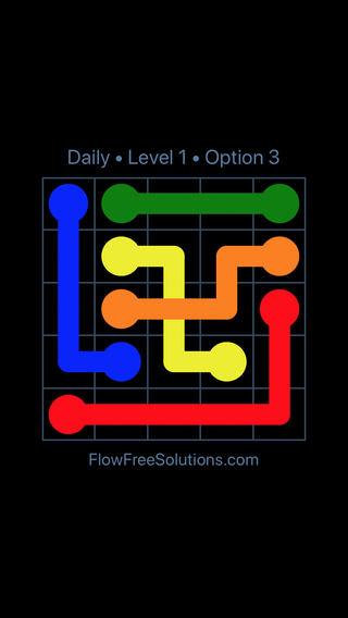 Solution and Answer to the Puzzle for Bridges Date Saturday, September 7, 2019 Level 1