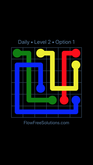 Solution and Answer to the Puzzle for Bridges Date Saturday, June 18, 2016 Level 2