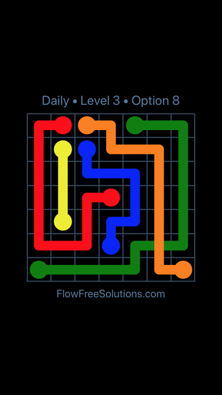 Solution and Answer to the Puzzle for Bridges Date Saturday, September 7, 2019 Level 3