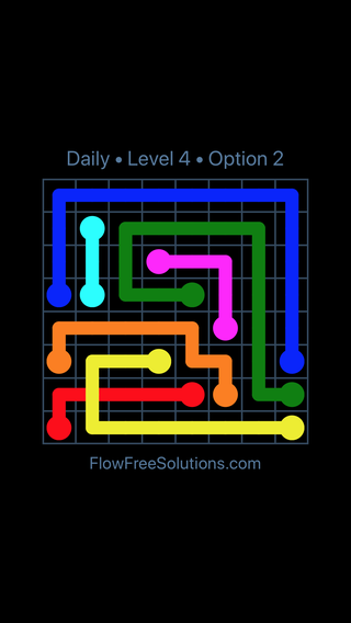 Solution and Answer to the Puzzle for Bridges Date Saturday, March 26, 2016 Level 4
