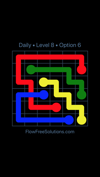 Solution and Answer to the Puzzle for Bridges Date Saturday, June 18, 2016 Level 8