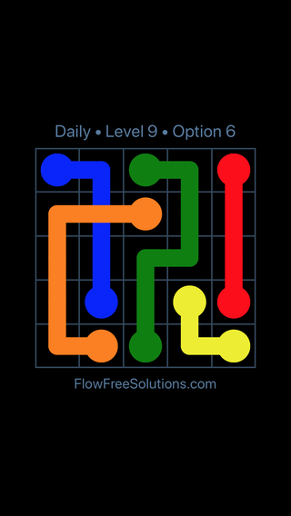 Solution and Answer to the Puzzle for Bridges Date Saturday, June 18, 2016 Level 9