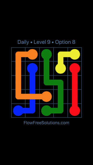 Solution and Answer to the Puzzle for Bridges Date Saturday, September 7, 2019 Level 9