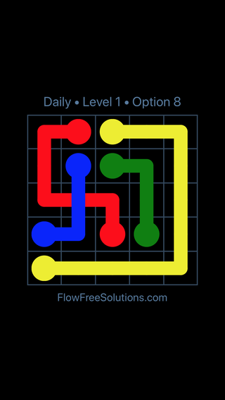 Solution and Answer to the Puzzle for Bridges Date Wednesday, September 11, 2019 Level 1