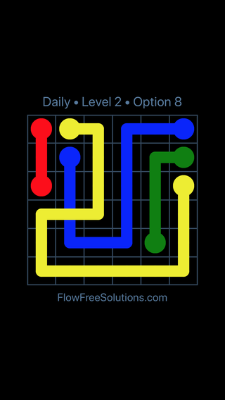 Solution and Answer to the Puzzle for Bridges Date Wednesday, September 11, 2019 Level 2