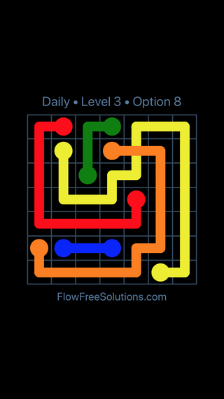 Solution and Answer to the Puzzle for Bridges Date Wednesday, September 11, 2019 Level 3