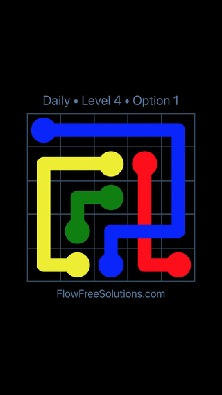 Solution and Answer to the Puzzle for Bridges Date Wednesday, March 30, 2016 Level 4