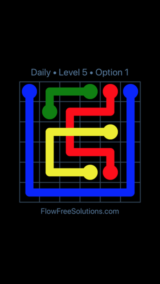 Solution and Answer to the Puzzle for Bridges Date Wednesday, June 22, 2016 Level 5