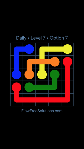 Solution and Answer to the Puzzle for Bridges Date Wednesday, September 11, 2019 Level 7