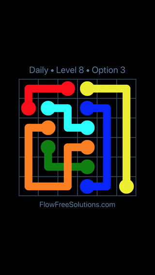 Solution and Answer to the Puzzle for Bridges Date Wednesday, June 22, 2016 Level 8