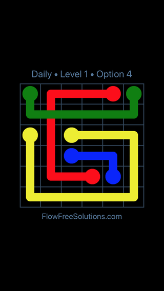 Solution and Answer to the Puzzle for Bridges Date Friday, April 1, 2016 Level 1